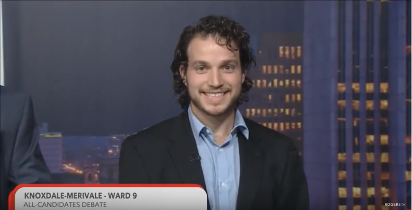 The Local Campaign – Rogers TV Debate – Ward 9